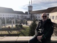 2019 01 01 Ljubljana Burg Innenhof