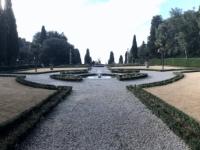 2018 12 30 Triest Schloss Miramare Gartenanlage