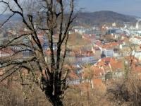 2019 01 01 Ljubljana Blick von der Burg