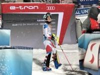 Aline Danioth aus der Schweiz im Ziel