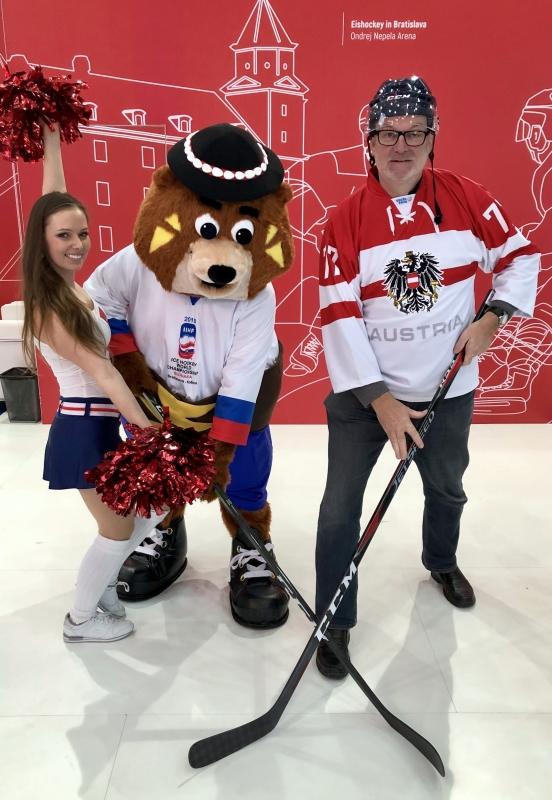 Bratislava Eishockey