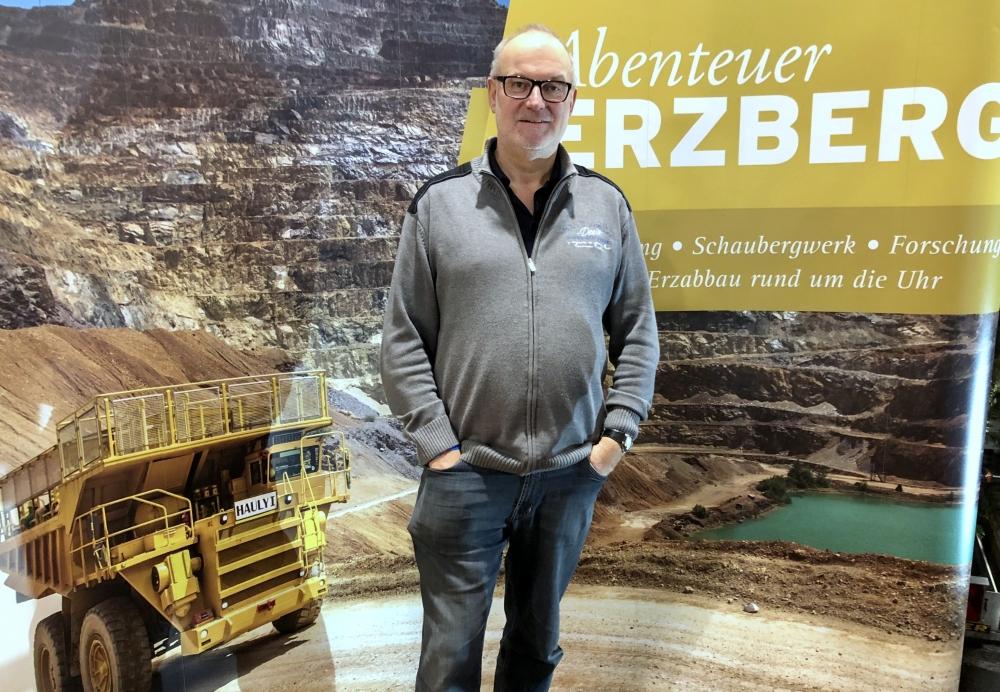 Stand Erzberg in der Steiermark