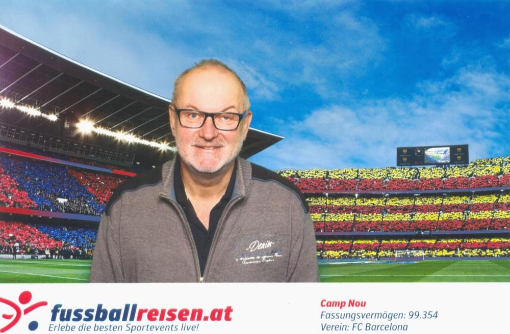 Stand Fussballreisen