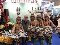 Stand Indonesien