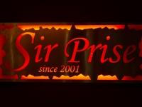 Eingang Sir Prise