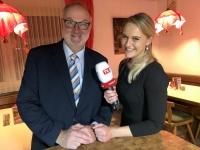 TV1 OÖ Moderatorin Kathi Hochhold