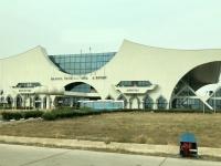 2019 02 10 Banjul intern Flughafen