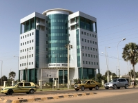 2019 02 12 Petroleum House Zentrale von Gambia Oil