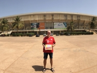 2019 02 13 Gambia vor Fussballstadion 1