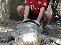2019 02 13 Krokodilpool Katschikali Foto von Guide gemacht