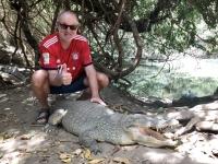 2019 02 13 Krokodilpool Katschikali normales Foto von der Seite