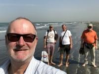 2019 02 13 Strandspaziergang zum Hotel Senegambia