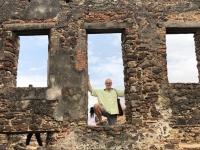 2019 02 14 Gambia James Island Ruinen