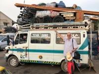 2019 02 15 Banjul Warten auf die Fähre