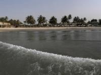 2019 02 11 Blick auf Hotel Sunset Beach vom Meer