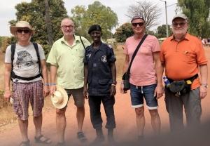 2019 02 14 Albreda Gruppenfoto mit Polizeichef