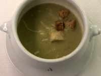 Suppe Brokkolisuppe