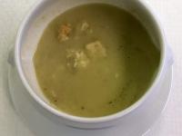 Suppe Grüne Spargelsuppe