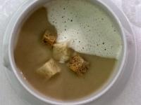 Suppe Pilzkartoffelsuppe