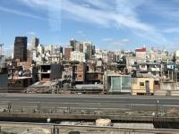 2019 03 02 Buenos Aires Fahrt vorbei am Armenviertel