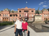 2019 03 02 Buenos Aires Präsidentenpalast Casa Rosada