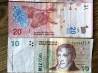 2019 03 03 Argentinische Pesos