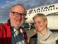 2019 03 03 Buenos Aires Flug mit Latam Airlines