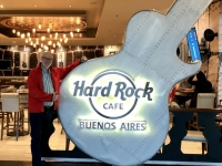 2019 03 03 Buenos Aires Hard Rock Cafe Nr 3