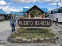 2019 03 03 Hafeneinfahrt in Ushuaia