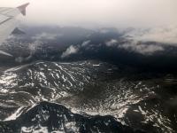 2019 03 03 Landeanflug in Ushuaia