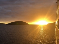 2019 03 05 Falklandinseln Wunderschöner Sonnenaufgang