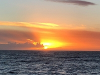 2019 03 07 Seetag mit herrlichem Sonnenuntergang