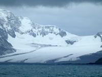 2019 03 09 Südgeorgien Gletscher ins Meer