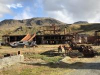 2019 03 10 Grytviken Ruine Walfabrik