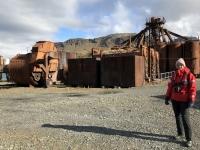 2019 03 10 Grytviken Ruine der Walfabrik