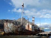 2019 03 10 Grytviken Ruine des Walfängers