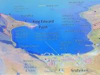 2019 03 10 Karte von Grytviken