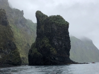 2019 03 15 Gough Island wie James Bond Island
