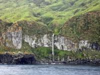 2019 03 15 Unesco Gough Island Wasserfall