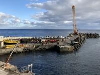 2019 03 16 Hafen von Tristan da Cunha