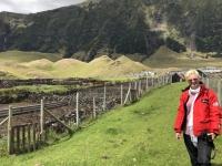 2019 03 16 Tristan da Cunha Ankunft auf der Erdäpfelplantage