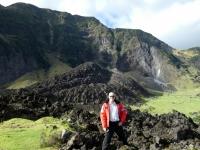 2019 03 16 Tristan da Cunha Aufstieg zum Vulkankrater