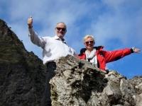 2019 03 16 Tristan da Cunha Gipfel