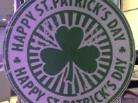 2019 03 17 Heute ist St Patricks Day