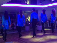 2019 03 17 Tanzshow in der Main Lounge Spanien