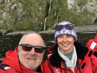 2019 03 17 Wasserfall auf Inaccessilbe Island