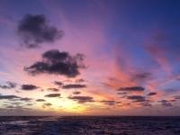 2019 03 19 Sonnenuntergang Farbe 2 um 19 36 Uhr