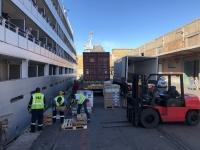 2019 03 23 Kapstadt Hafen_beladen der Le Lyrial