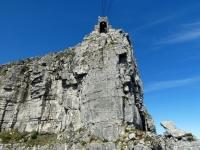 2019 03 23 Tafelberg Blick auf Bergstation
