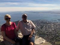 2019 03 23 Tafelberg Blick auf Kapstadt